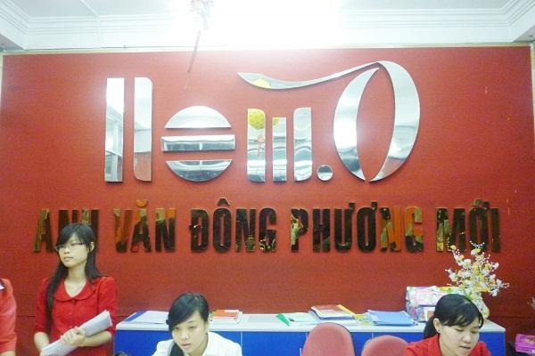 Các trung tâm anh ngữ ở quận Phú Nhuận 1