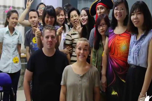 Các trung tâm anh ngữ ở quận Phú Nhuận 2