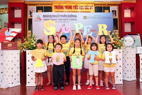 Các trung tâm anh ngữ ở quận Phú Nhuận 6