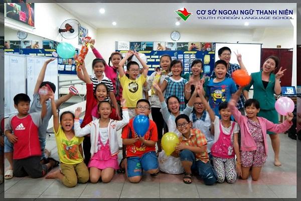 Các trung tâm anh ngữ ở quận Phú Nhuận 9
