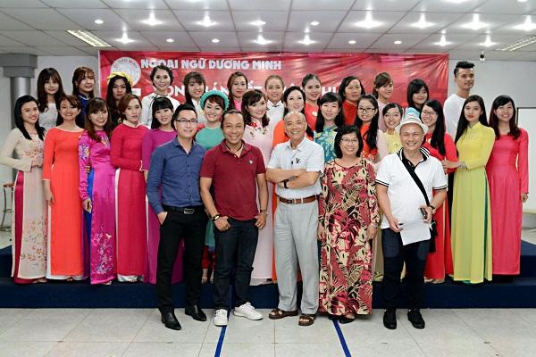 Các trung tâm ngoại ngữ Dương Minh Tân Bình