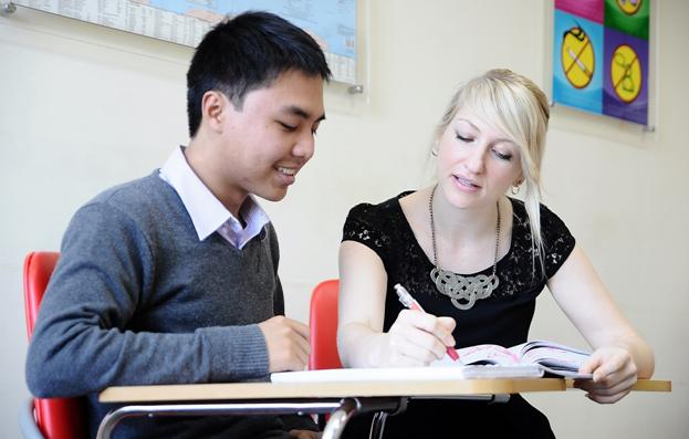 Học kèm tiếng Anh ở Biên Hòa