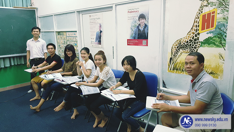 Các trung tâm anh ngữ ở quận Phú Nhuận 0