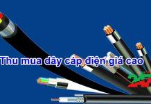 Thu mua phế liệu dây cáp điện cũ giá cao Mua Phế Liệu 247